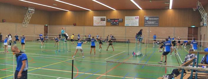 spelen bij BC Delft